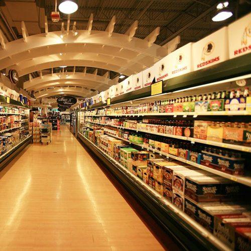 英文超市收银软件