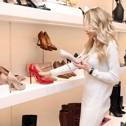 中英文鞋店收银软件